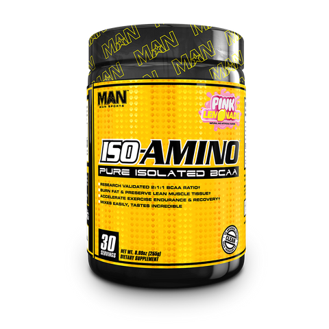 Man Sports- Iso Amino