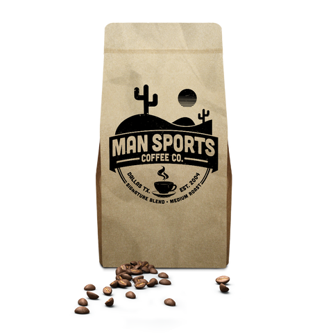 Man Sports- Coffee