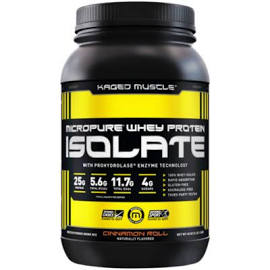 Kaged Muscle- MICROPURE® Whey Protein Isolate