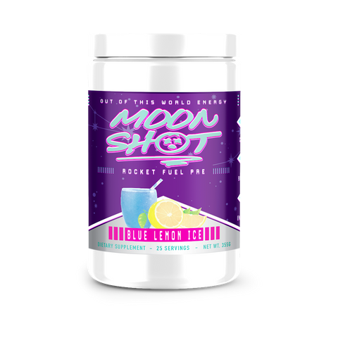 AstrOflav- Moon Shot High Stim Pre Workout