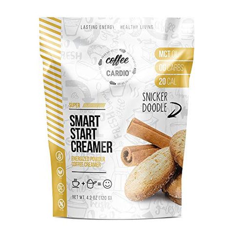Coffee over Cardio- Smart Start Creamer