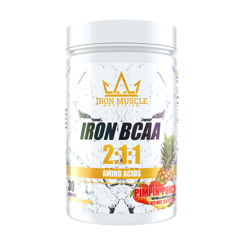 Iron Muscle- BCAA