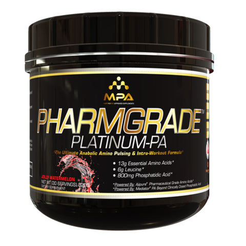 MPA Supps- Pharmgrade Platinum-PA (Amino)