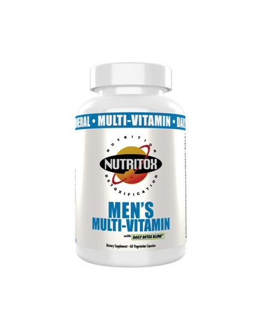 Nutritox-Men's Multi-Vitamin