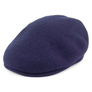 Extra Large 100% Wool Flat Cap