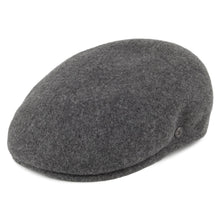 Load image into Gallery viewer, Extra Large 100% Wool Flat Cap