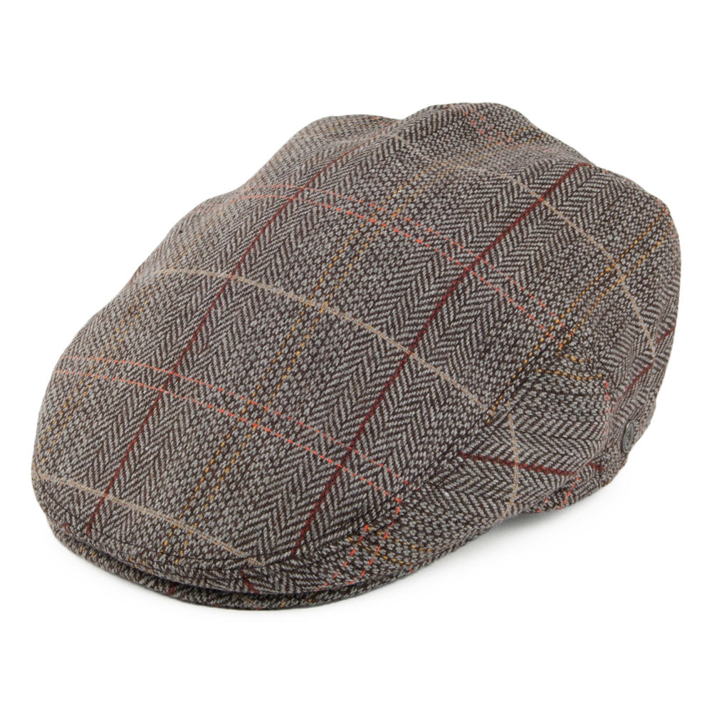 Extra Large Tweed Flat Cap
