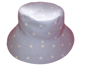 Ladies Spotty Sun Hat