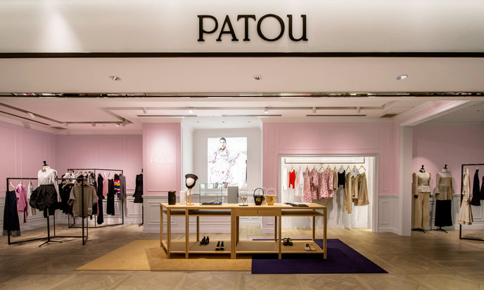 The Patou Store at Ginza Six