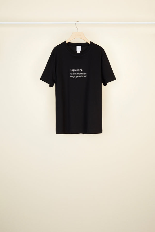 Patou - Digression organic cotton tee - Image 2 of 4