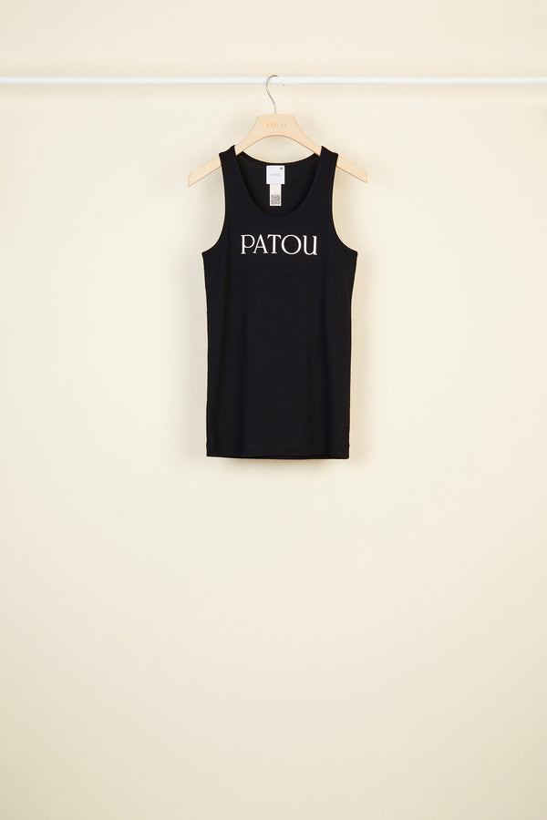 Image 4 of 5 - Patou cotton tank top