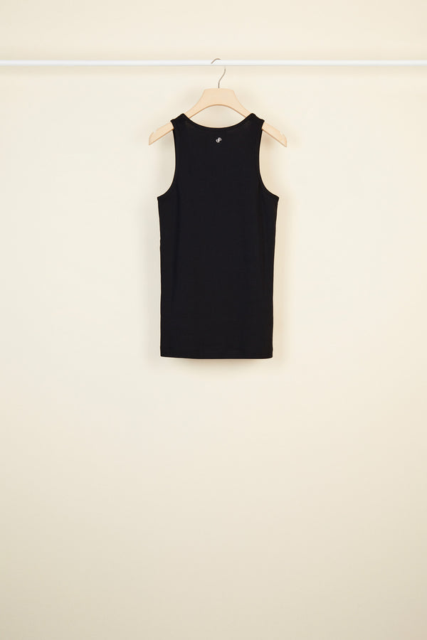 Image 5 of 5 - Patou cotton tank top