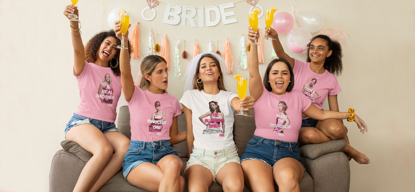 Brides Maids Collection