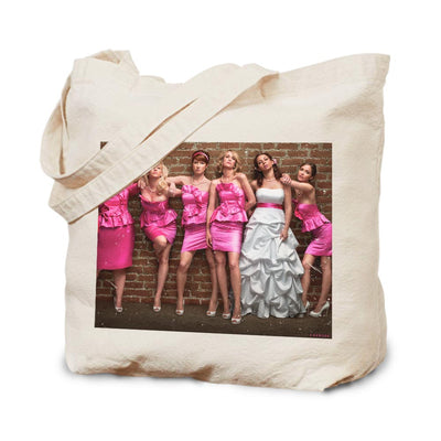 Bridesmaids Cast Vintage Canvas Tote