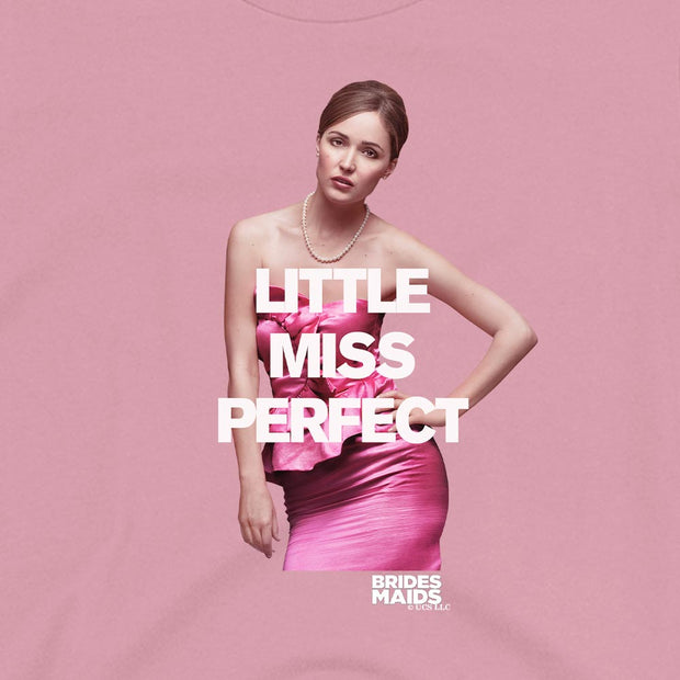 Bridesmaids Helen Little Miss Perfect Women's Short Sleeve T-Shirt
