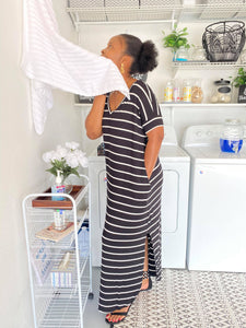 Weekend Casual Maxi Dress