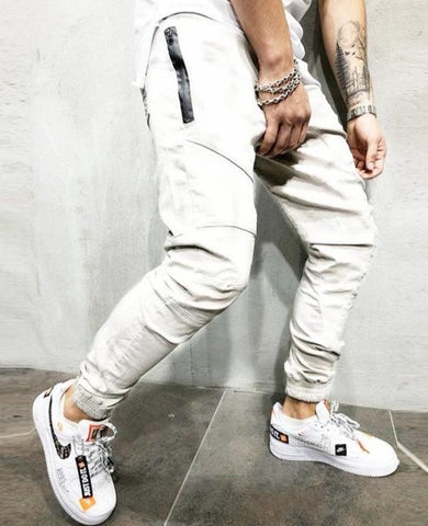 Hip Hop Joggers Sweatpants Mens
