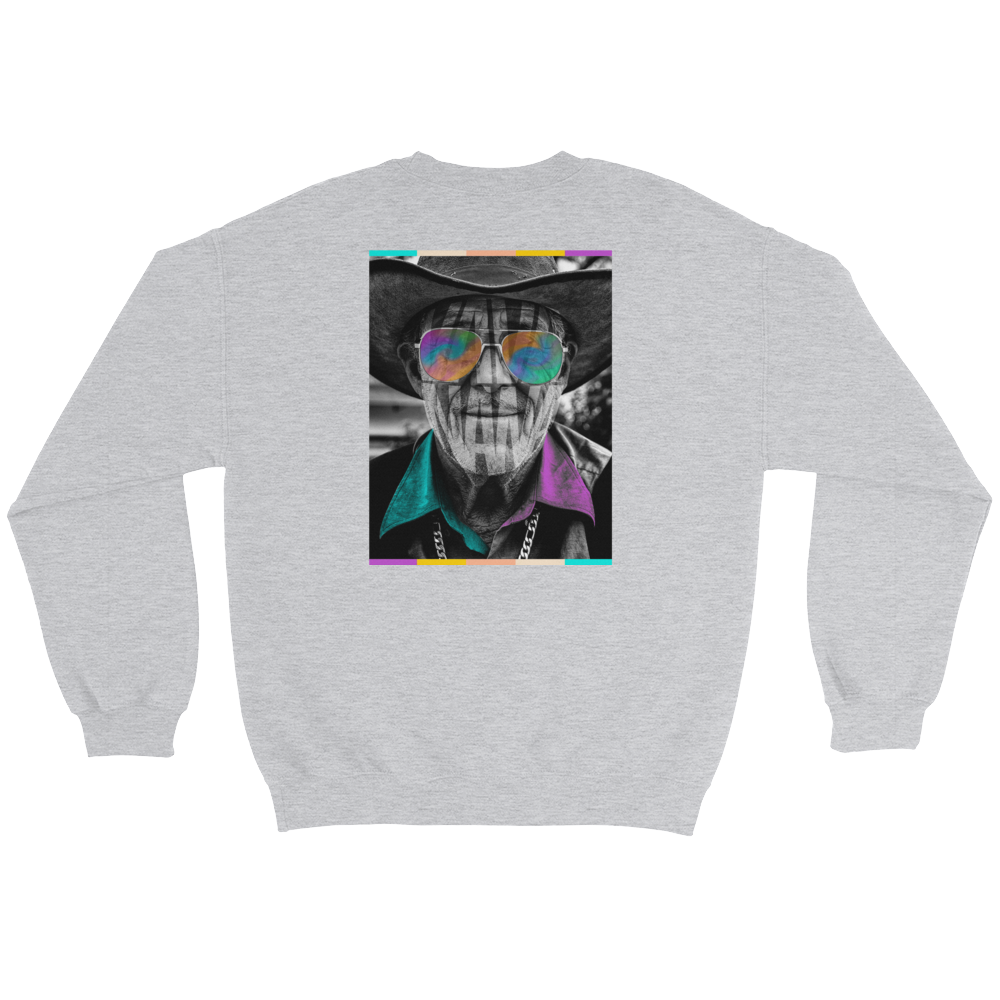 OG. Cool Guy Sweatshirt - Vavanana: artistic apparell.