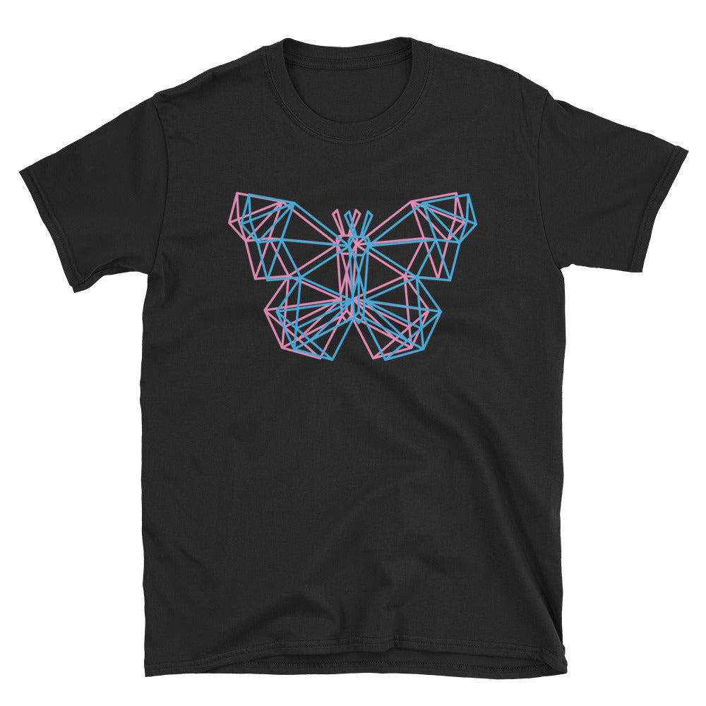 173. NEON Butterfly - Vavanana: artistic apparell.