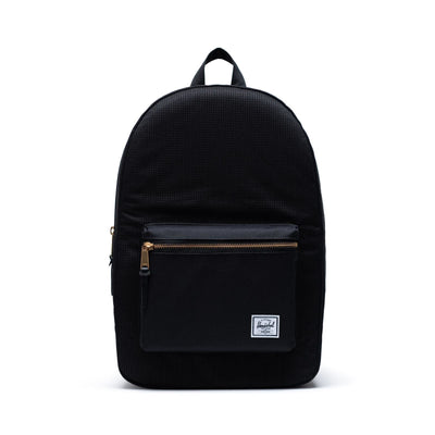 Herschel Sırt Çantası Settlement Dark Grid/Black