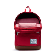 Herschel Sırt Çantası Pop Quiz Red/Saddle Brown