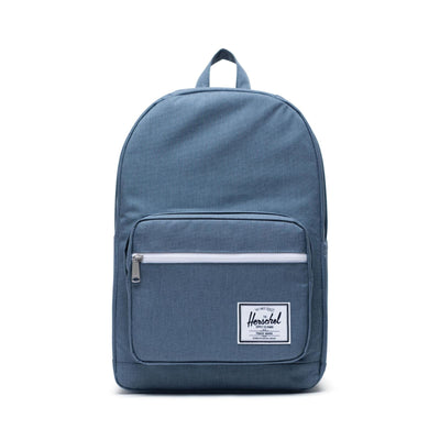 Herschel Sırt Çantası Pop Quiz Blue Mirage Crosshatch