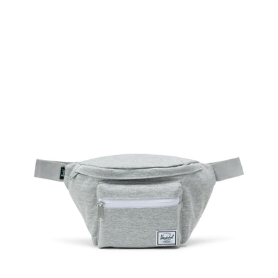 Herschel Bel Çantası Seventeen Light Grey Crosshatch