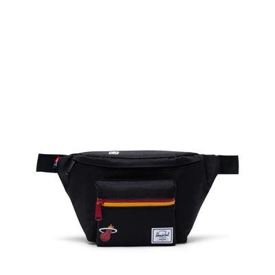Herschel Supply | NBA Seventeen Miami Heat Black/Red/Yellow