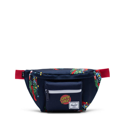 Herschel Bel Çantası Seventeen Slasher/Peacoat/True Red