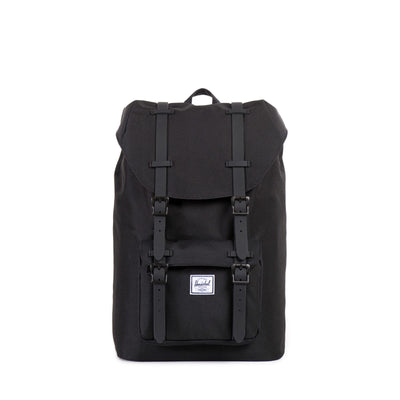 Herschel Little America Mid-Volume Black/Black