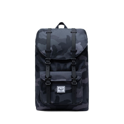 Herschel Little America Mid.Vol. Night Camo