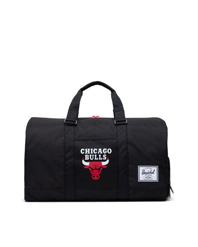 Herschel Supply | NBA Novel Duffle Chicago Bulls Black/Red