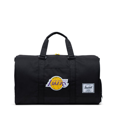Herschel Supply | NBA Novel Duffle Los Angeles Lakers Black/Gold/Purple