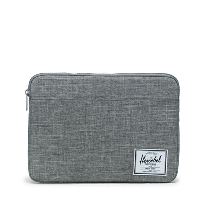 Anchor Sleeve for new 13 inch MacBook Raven Crosshatch