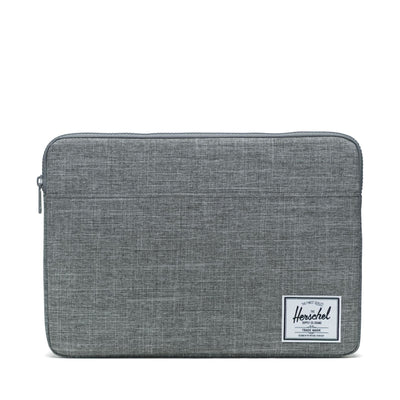 Anchor Sleeve for 15 inch MacBook Raven Crosshatch