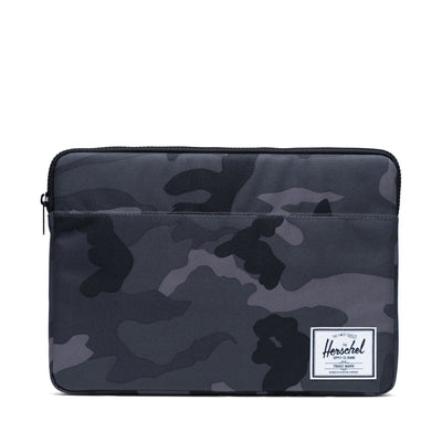 Anchor Sleeve for 15 inch MacBook Night Camo