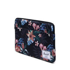 Herschel Anchor Sleeve for 15 inch MacBook Summer Floral Black