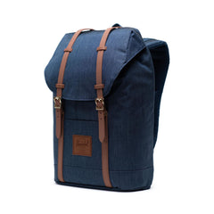 Herschel Sırt Çantası Retreat Indigo Denim Crosshatch