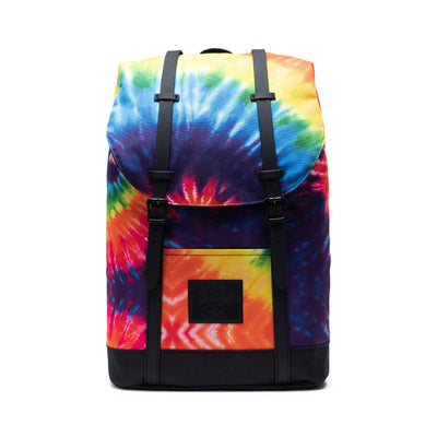 Herschel Retreat Rainbow Tie Dye
