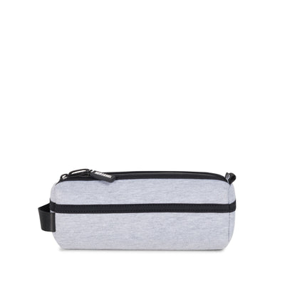 Herschel Settlement Case Heathered Grey/Neon Orange