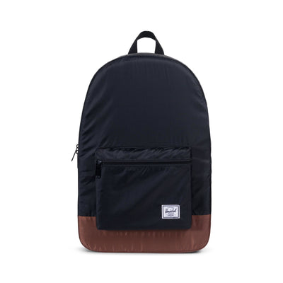 Herschel Packable Daypack Black/Tan