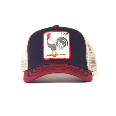 All American Rooster - Cock Navy