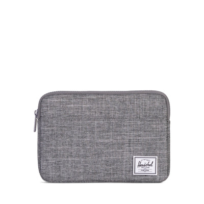 Herschel Anchor Sleeve for iPad Mini Unisex Laptop Kılıfı Raven Crosshatch