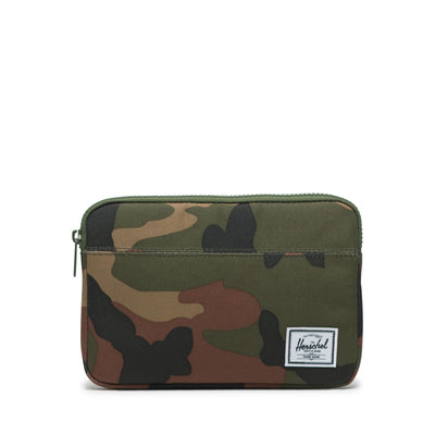 Herschel Anchor Sleeve for iPad Mini Unisex İpad Kılıfı Woodland Camo