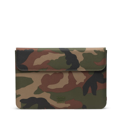 Herschel Spokane Sleeve Macbook Unisex Laptop Kılıfı Woodland Camo 12""