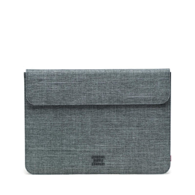 Spokane Sleeve for new 13 inch MacBook Raven Crosshatch