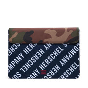 Spokane Sleeve for 15 inch MacBook Roll Call Peacoat/Woodland Camo