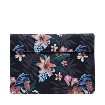 Spokane Sleeve for 15 inch MacBook Summer Floral Black