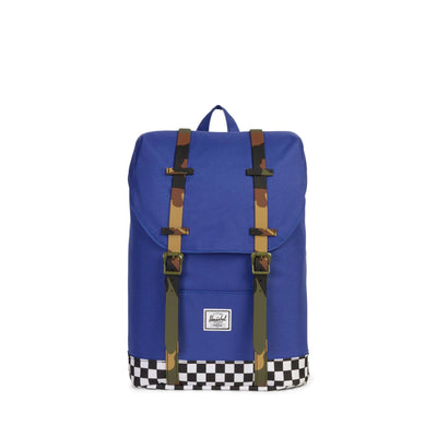 Herschel Çocuk Sırt Çantası Retreat Youth Deep Ultramarine