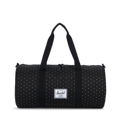 Herschel Sutton Mid-Vol. Black Gridlock Gold